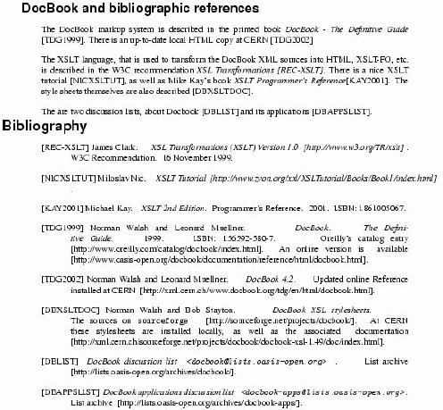 Bibliography Example uk Bibliography Example of a Book